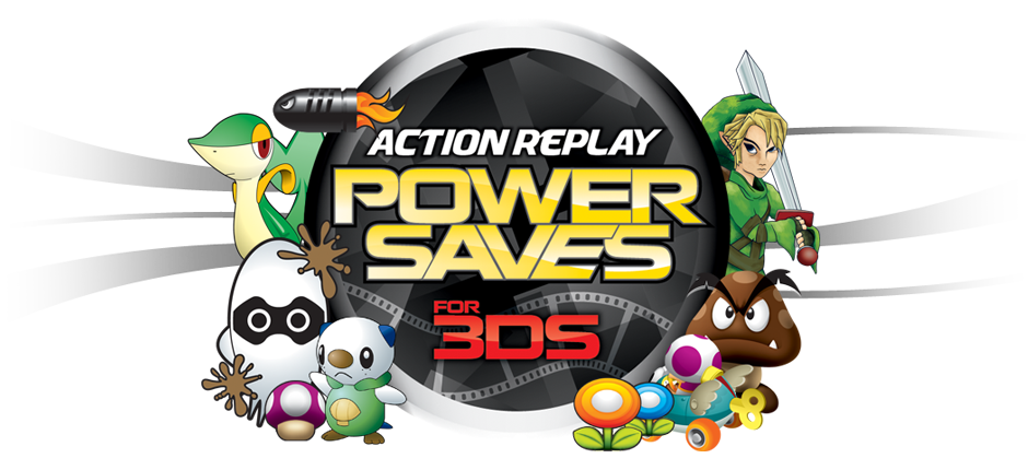Powersaves 3DS logo